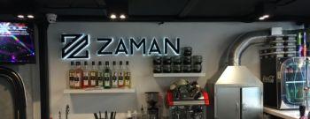 Завершились работы в кальянной Zaman lounge